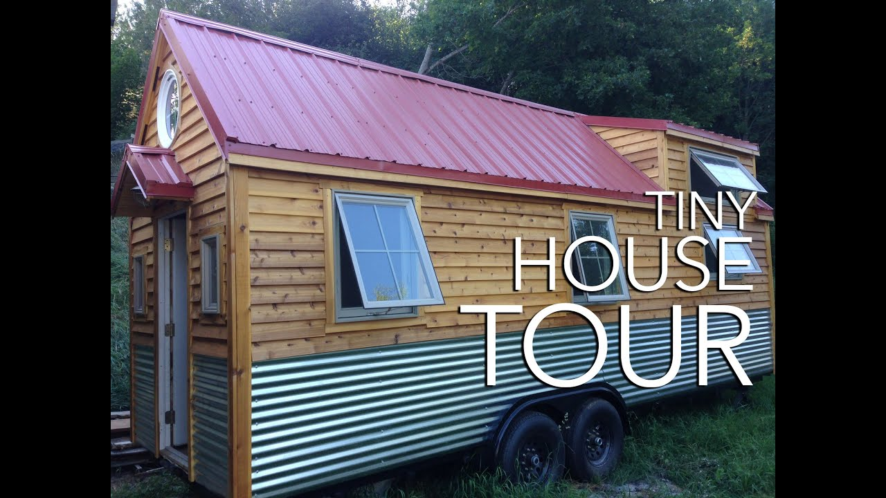 Tiny Home Designs: Little Foot Tiny House Tour