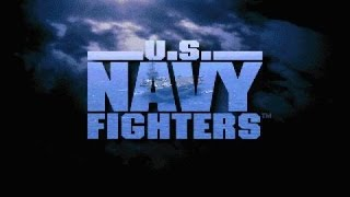 U.S. Navy Fighters gameplay (PC Game, 1994)