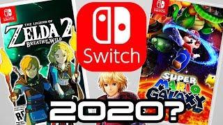 Nintendo Switch 2020 Games Lineup!