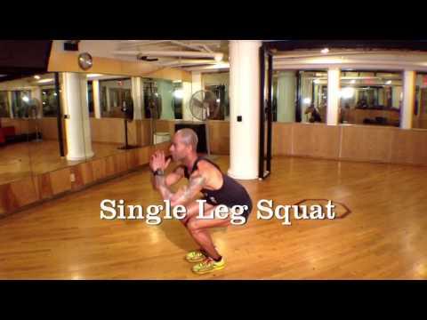 20 Best BodyWeight Leg Exercises for Runners