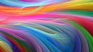 Цвет в интерьере спальни.  Радужная палитра