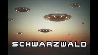 Sind wir alleine ? Die Schwarzwald Lichter-Ufos in Deutschland und Antarktis