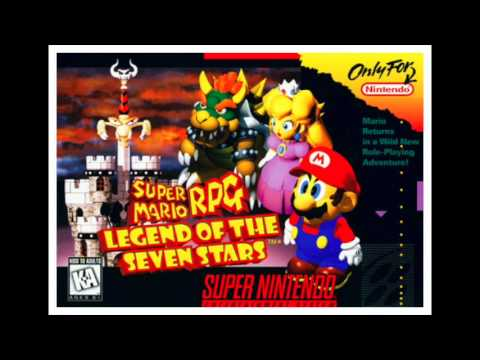Mega Ran & DJ DN3 - Postcards From The Edge (Super Mario RPG)