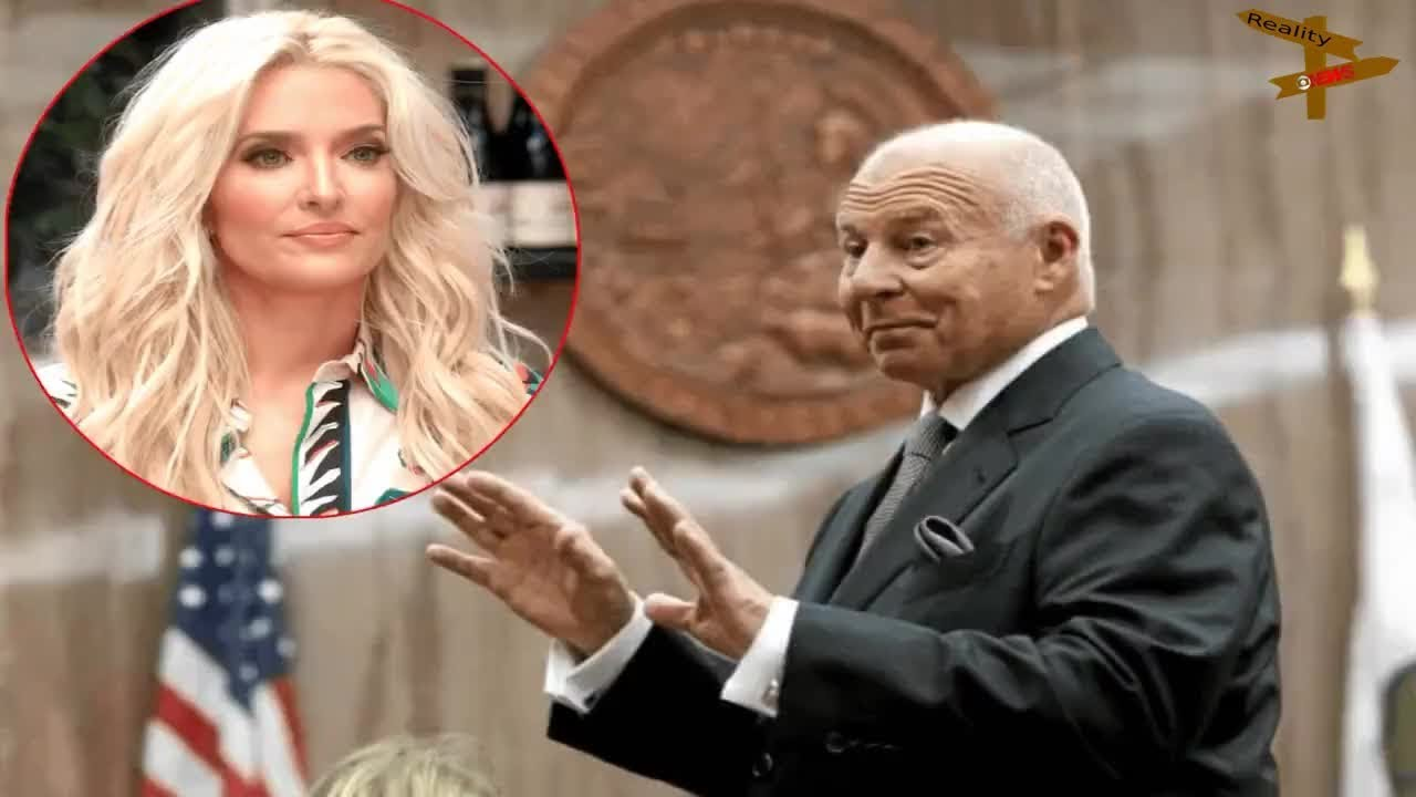 Erika Jayne's husband, Tom Girardi, gave her $20 million in loans ...