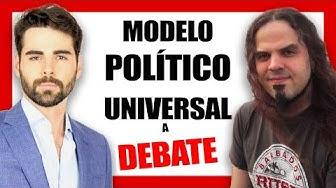 Imagen del video: DEBATE el MODELO DEMOCRATA vs SOCIALISTA con SANTIAGO ARMESILLA