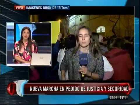 ARGENTINA: ROSARIO Nueva marcha contra la inseguridad