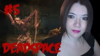 DEADSPACE - PART 5 - LIMBS FLYING EVERYWHERE!