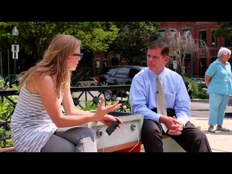 MAKER CHATS: solar benches in Boston Parks