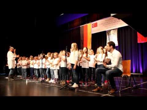 GAGGENAU Alman Okulu 23 Nisan Etkinliği