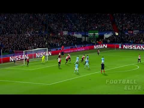 FEYENOORD MAN CITY 0 4   Goals & Highlights   13 09 2017 Champions League