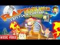 I AM YOUR CAPTAIN 🎵 Raptain Hook Music Video (FV Family Pirate Rapper)