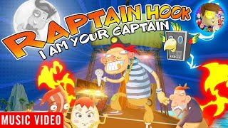 I AM YOUR CAPTAIN 🎵 Raptain Hook Music Video (FV Family Pirate Rapper)