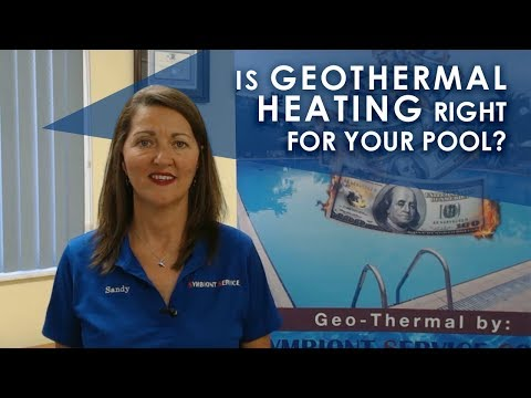 Symbiont Service Corp: Is geothermal heating right for your pool?
