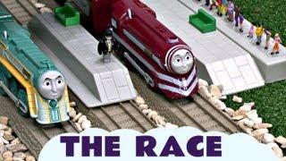 King Of The Railway Race Connor Caitlin Spencer Gordon Thomas The Train thumbnail