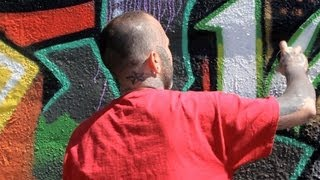 3 Tips for Creating a Large Mural | Graffiti Art