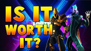 Before You Buy Season 10 Battle Pass & Is It Worth It? - Fortnite Battle Royale