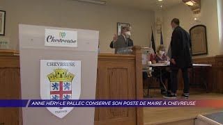 Yvelines | Anne-Héry Le Pallec conserve son fauteuil de maire à Chevreuse