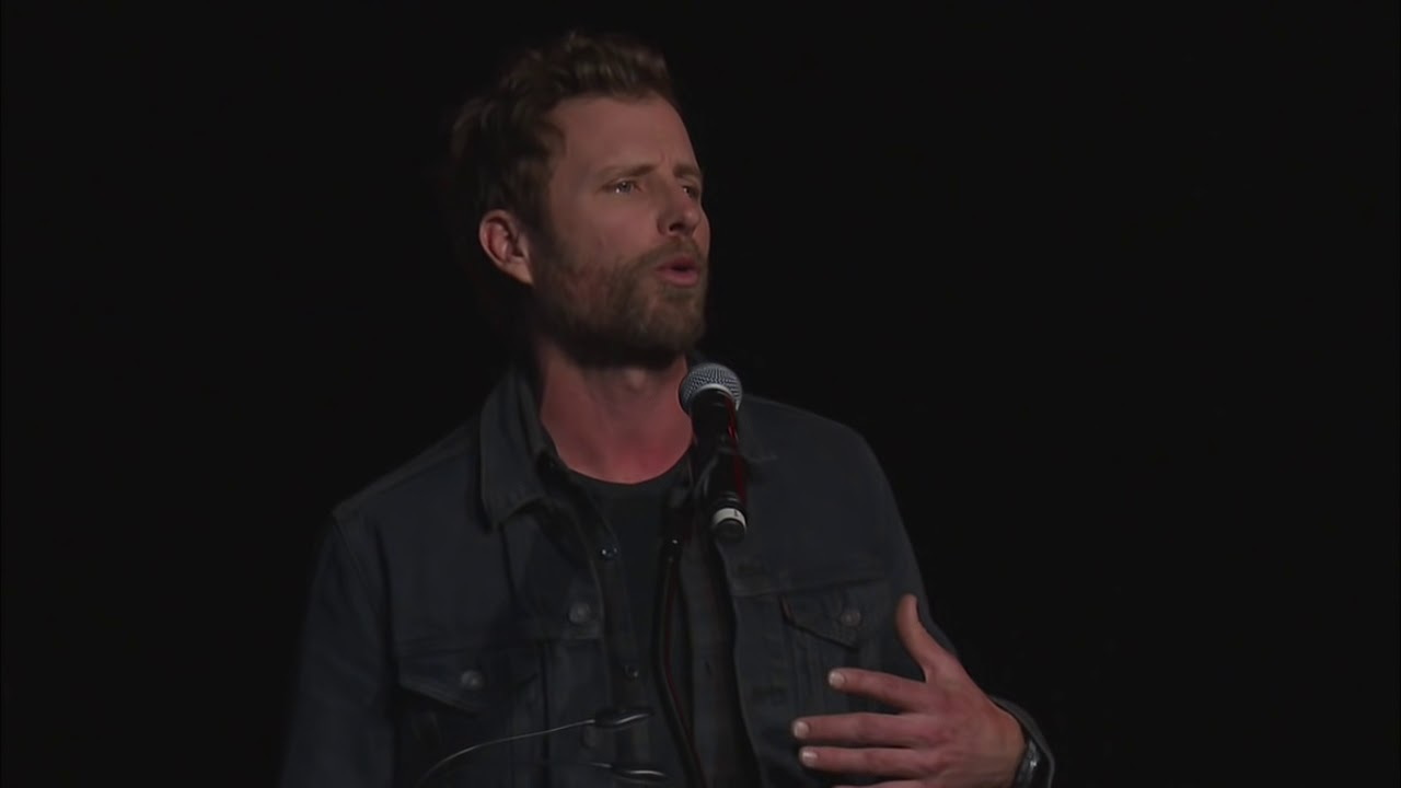 Dierks Bentley Presents Brian O Connell With Cma Touring
