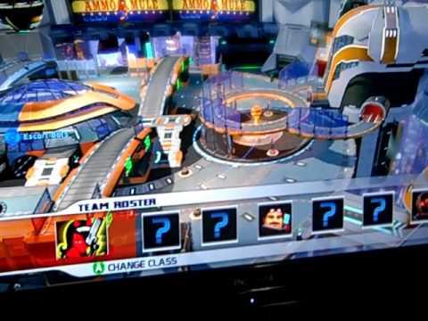Uber Entertainment Monday Night Combat Demo Pax East 2010.wmv