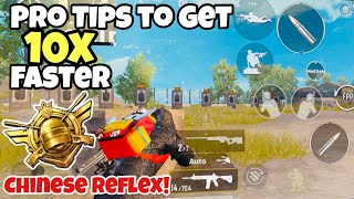 PRO TIPS to get 10x Faster in PUBG Mobile | Conqueror | Mr Spike