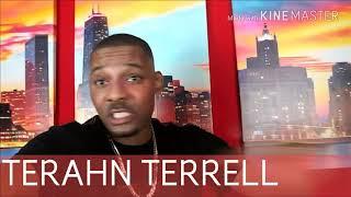 TERAHN TERRELL host of CHICAGO CELEBRITY TV