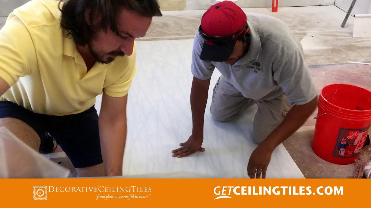 How To Install Luxcore Frp Fusion Wall Panels By Decorative Ceiling