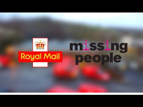 Royal Mail Missing People