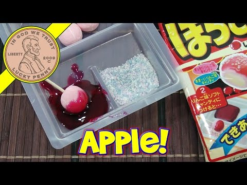 Coris Candy Apple DIY Japanese Candy Kit