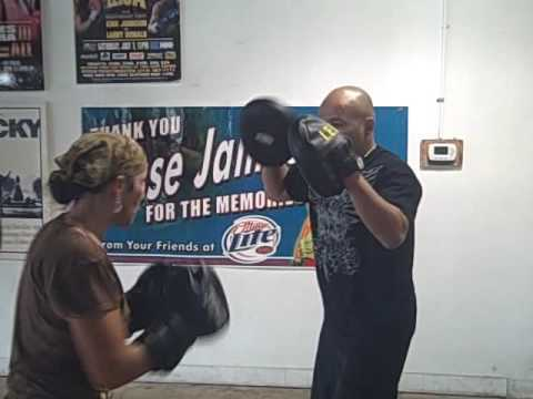 champion fit gym (jesse james leija boxing gym)