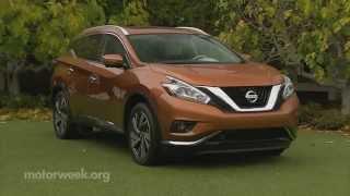 MotorWeek | Road Test: 2015 Nissan Murano