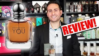 Stronger With You By Emporio Armani Fragrance Cologne Review