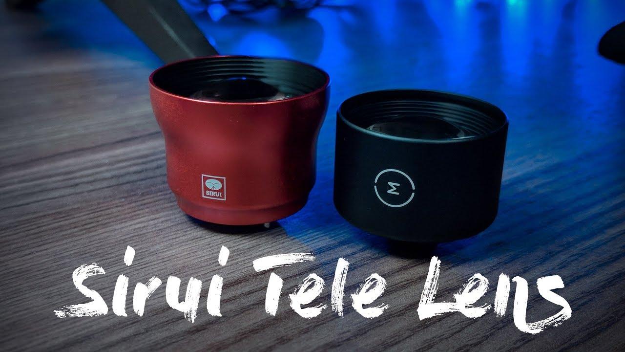 Sirui 2x Telephoto Lens Vs Moment Tele Lens Google Pixel 2