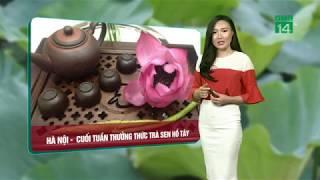 VTC14   Thời tiết 6h 17/06/2018   Bắc bộ trời dịu mát