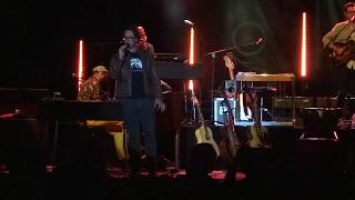 """Amos Lee """"Baby I Want You"""" 8/29/19 Red Butte Garden Amphitheatre - SLC, UT"""