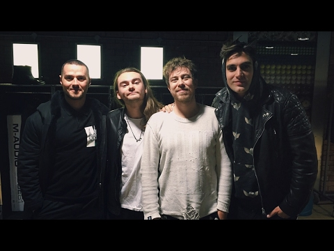 Busted Interview 2017 (Night Driver, Life After Their Reunion and What's Next)