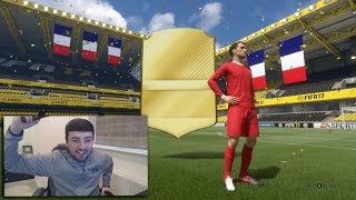 FIFA 17 | INSANE WALK OUT PACK OPENING WITH 2x INFORM PLAYERS!!! | FIFA 17 PACK OPENING