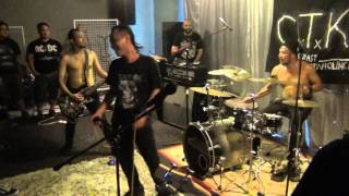 Compulsion To Kill @ Sick Fast Loud Kuching part 4