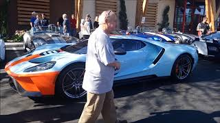 Cars and Coffee S. Eastern Ave. Las Vegas (Two 2019 FORD GT's Shuts down Cars and Coffee)