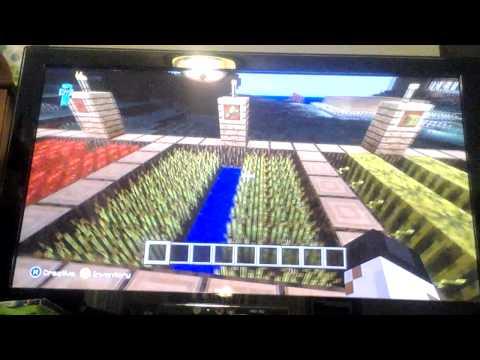 Minecraft farm showcase