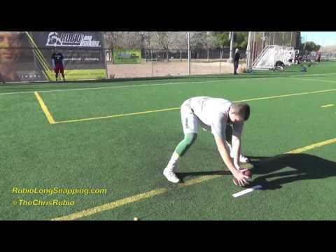 Rubio Long Snapping, Michael Vinson, VEGAS XXIX