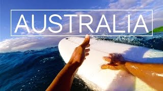 Backpacking Australia with a GoPro
