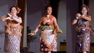 Miss Apraxus 2017 NZ Beauty Pageant - Tau'olunga