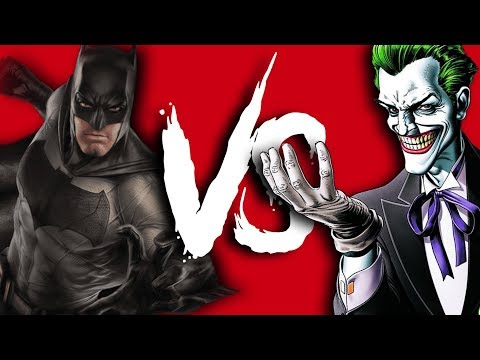 The Joker Vs Batman Rap Battle DC Comics (Comic Book) Gotham | Daddyphatsnaps