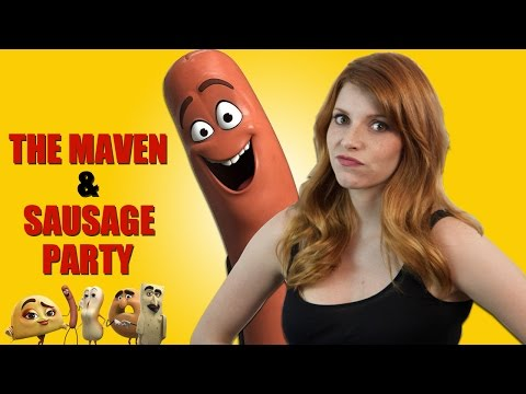Sausage Party Movie Cast Interview | The Maven