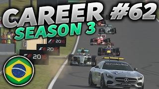 F1 2016 Career Mode Part 62: Strategic Nightmare!