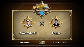 ShtanUdachi vs Purple, Hearthstone World Championship 2017 thumbnail