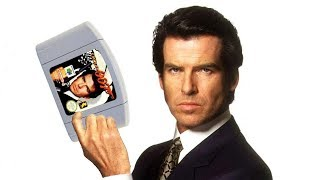 Comparing GoldenEye N64 to GoldenEye the movie - minimme