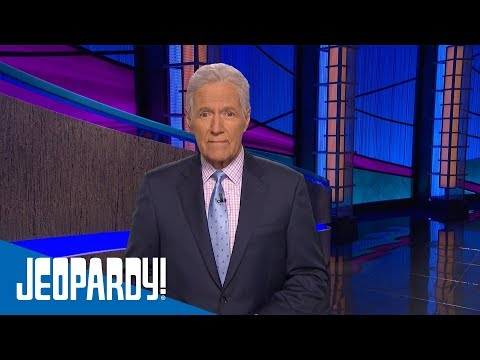 Woody's World - WATCH: Alex Trebek Gives Health Update