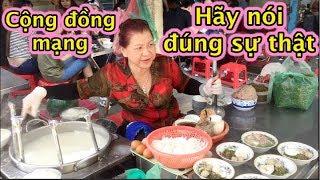 Bún nước cô Huyền vui nhộn bỗng trở nên u sầu, trầm lắng vì những lời ác ý - Ẩm thực Việt Nam 247