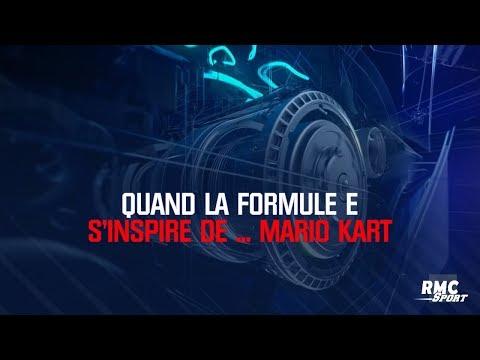 Quand la Formule E s'inspire de ... Mario Kart